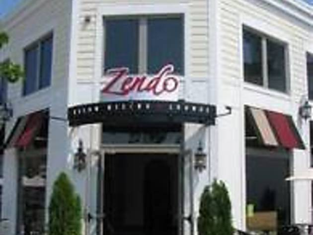 Zendo Asian Bistro and Lounge (CLOSED)