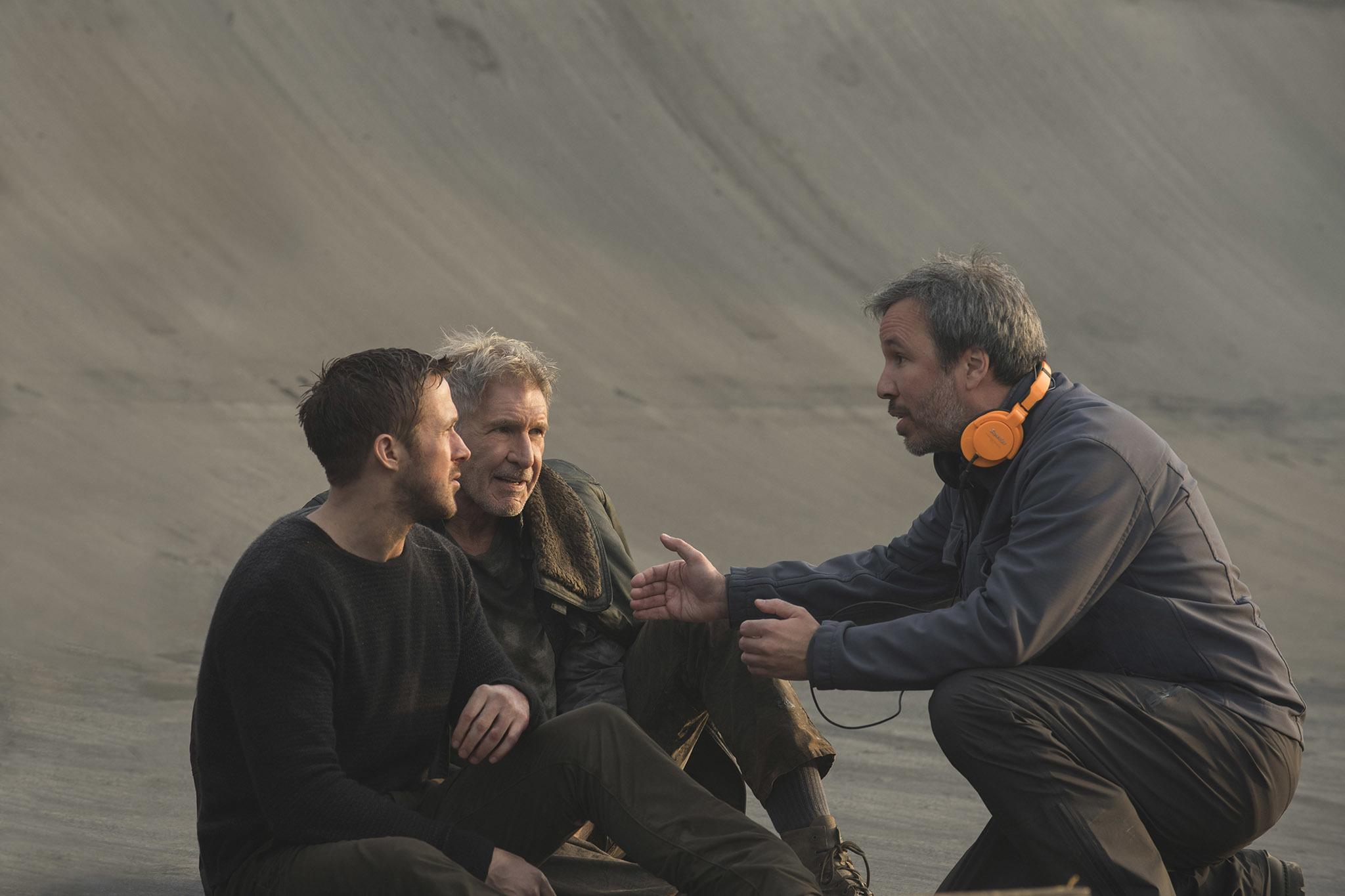 Director Denis Villeneuve and cinematographer Roger Deakins on making Blade Runner 2049