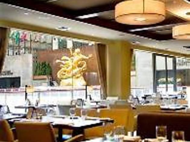 Rock Center Cafe