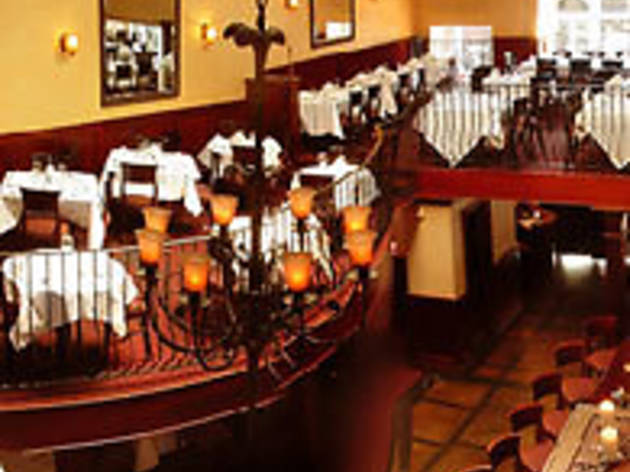Frankie & Johnnie's Steakhouse - Rye