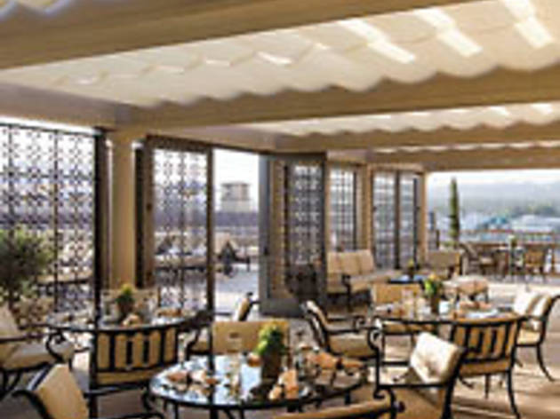The Rooftop Grill at Montage Beverly Hills