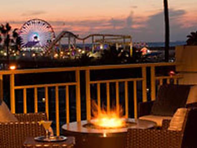 Ocean and Vine at Loews Santa Monica Beach Hotel
