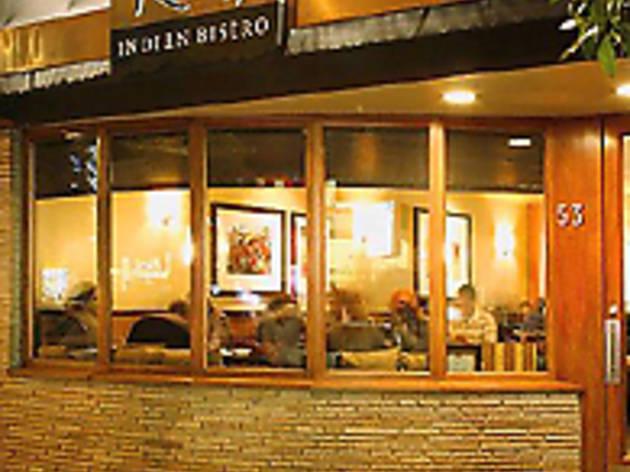 Roti Indian Bistro - San Francisco