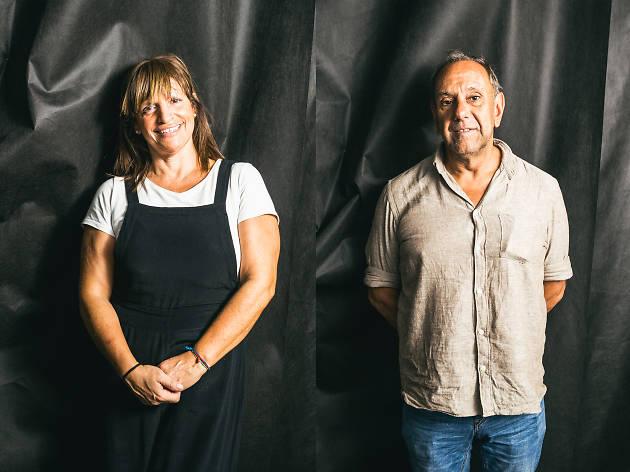 Rita Muralhas e Raul Santos modalisboa