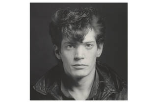 Robert Mapplethorpe The Perfect Medium 2017 Art Gallery of NSW supplied image 01 DO NOT CROP OR OVERWRITE Robert Mapplethorpe Self-portrait 1980 © Robert Mapplethorpe Foundation