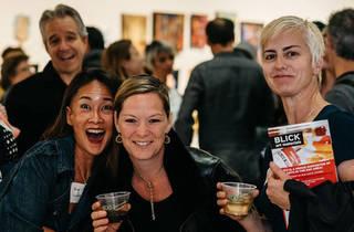 ArtLaunch 2017: SF Open Studios Exhibition Opening Reception