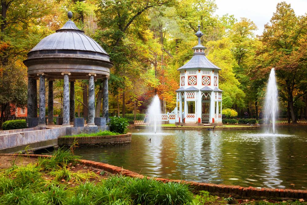 12 lugares para visitar este otoño