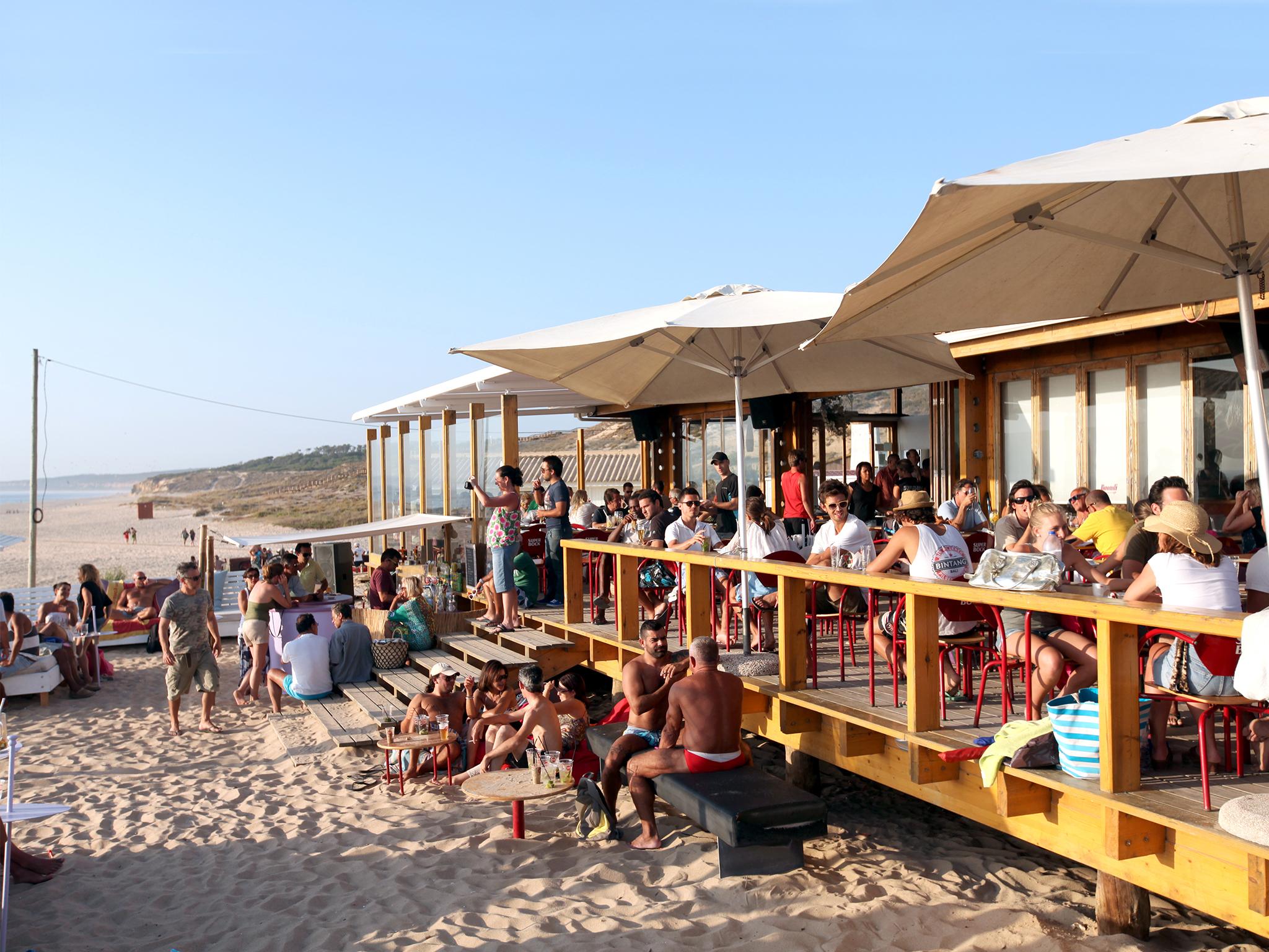 Bares de praia