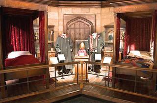 Una súper exposición sobre Harry Potter nos llevará de nuevo a Gryffindor