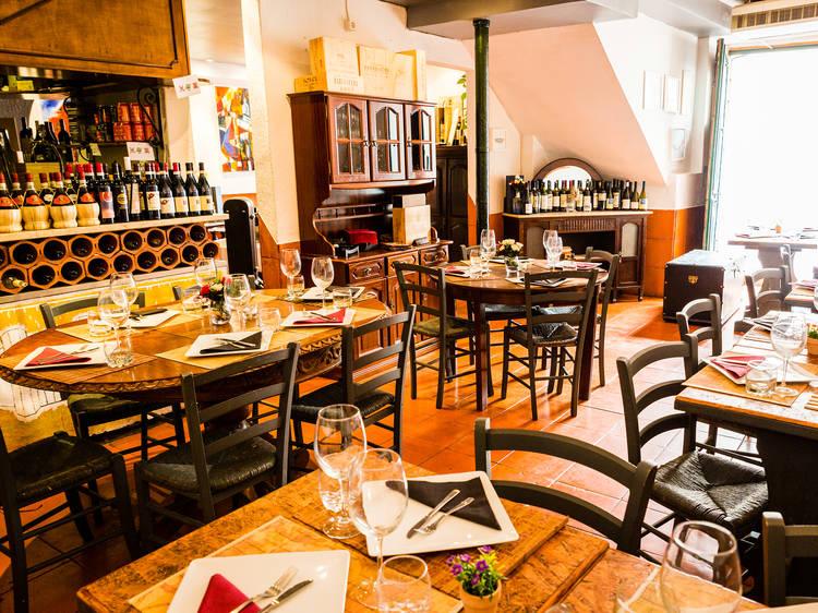 Os melhores restaurantes na Lapa e na Madragoa