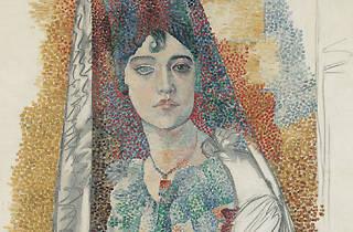 1917. Picasso a Barcelona