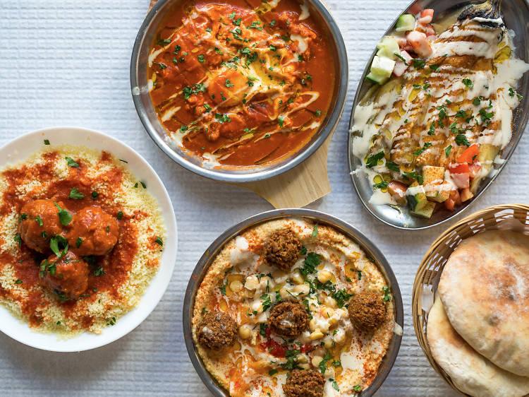 BoLa Falafel, um restaurante israelita no Porto