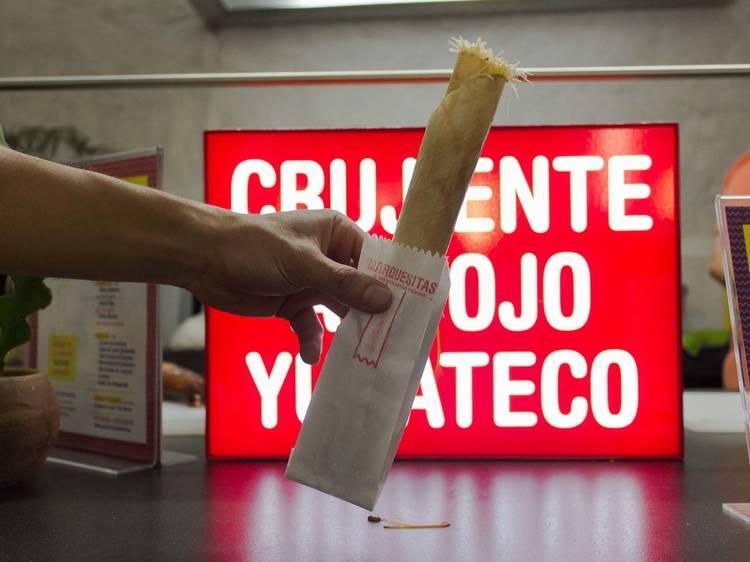 Crujiente Antojo Yucateco