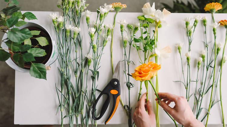 Taller de flores