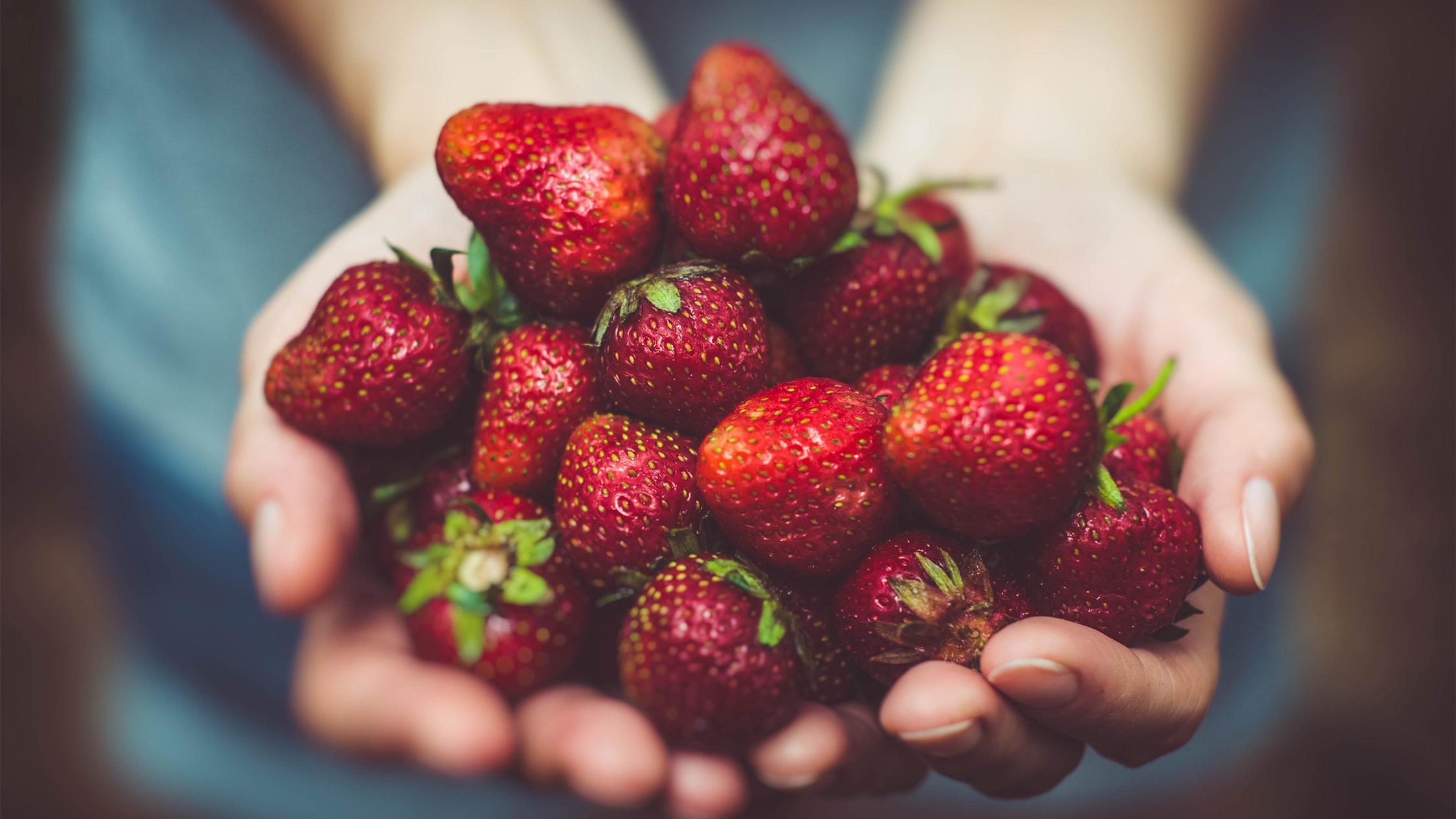 Generic strawberries