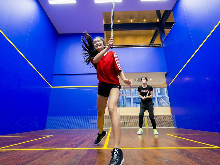 The best indoor sports facilities in Tokyo
