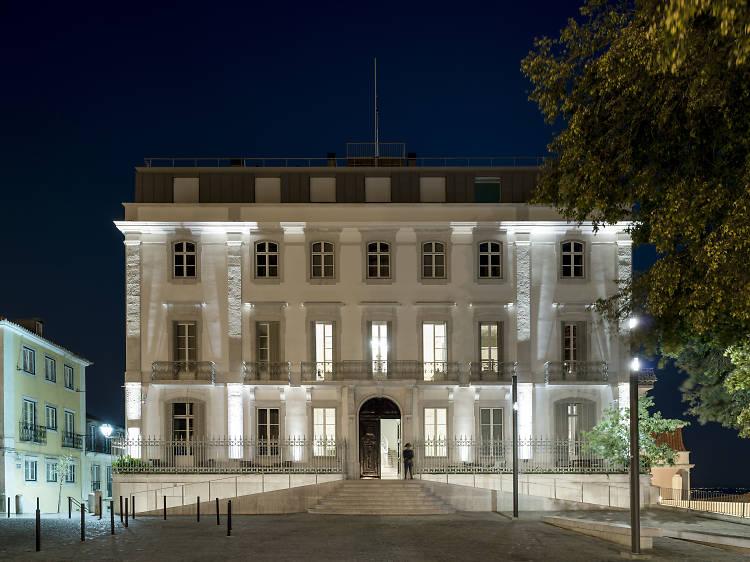 Verride Palácio Santa Catarina