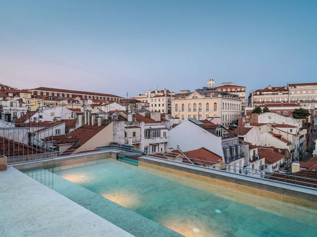 Verride Palácio Santa Catarina: Um palácio no Adamastor