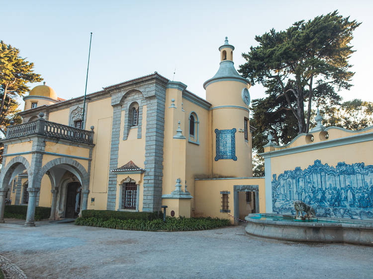 Museu dos Condes de Castro Guimarães