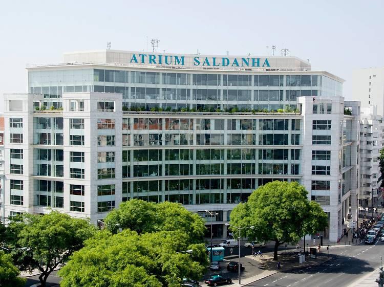 2001 - Atrium Saldanha