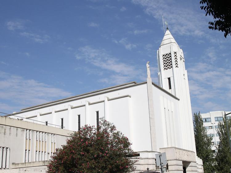 1938 - Igreja de Nossa Senhora do Rosário de Fátima