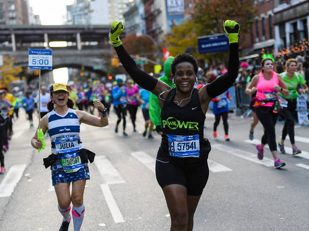 76359c0187cb NYC Marathon 2019 Guide For Road Closures And Where To Watch