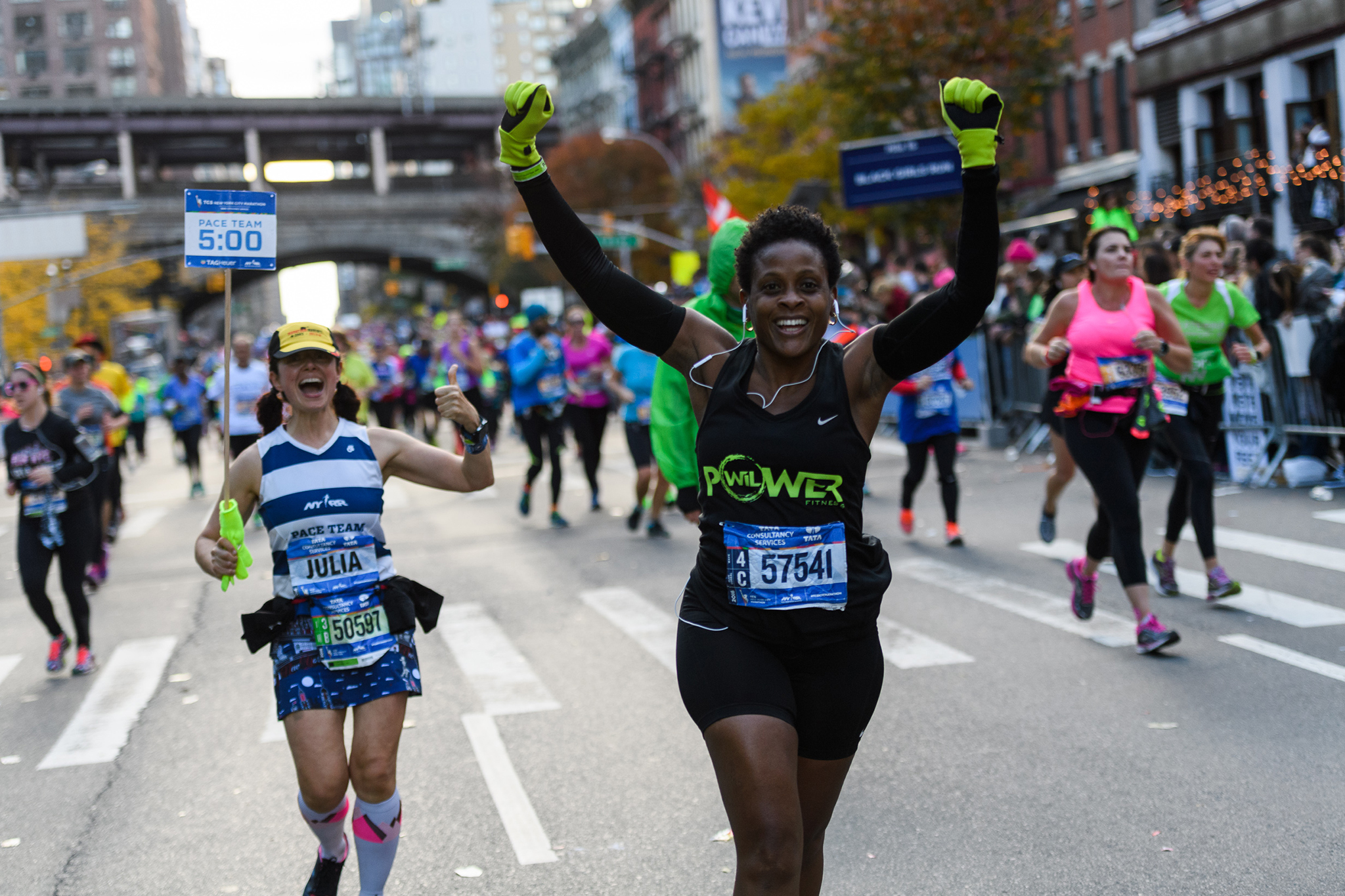 Marathon Subway Map.Nyc Marathon 2019 Guide For Road Closures And Where To Watch