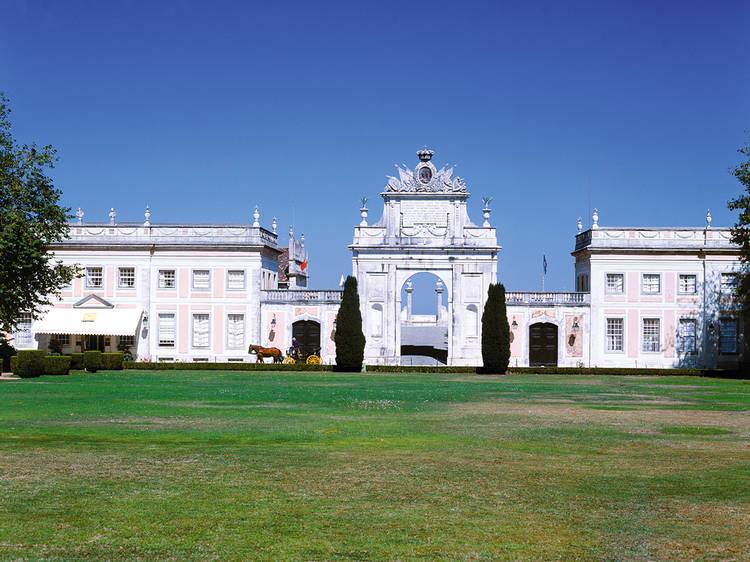 Jardim do Palácio de Seteais