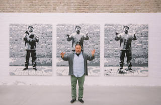 Ai Wei Wei for Time Out Magazine