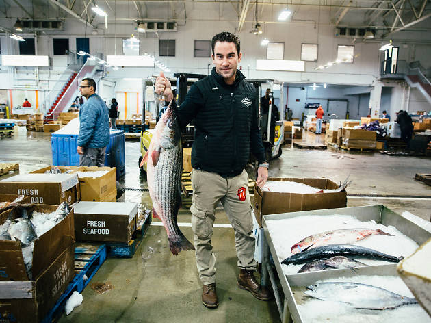 Jody Meade | The Fulton Fish Market | Bronx, NYCPhotographed on October 4,2017