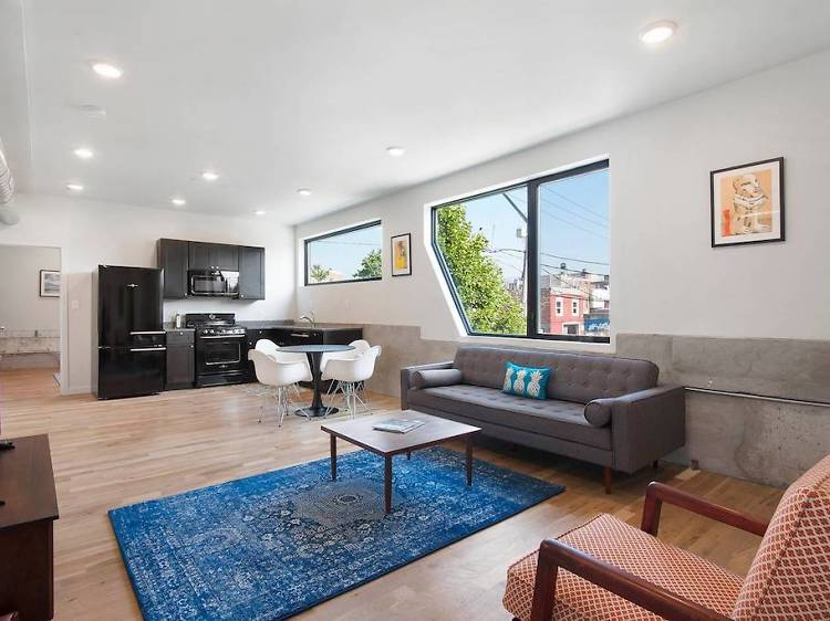 Rent one of these awesome Philly Airbnb pads