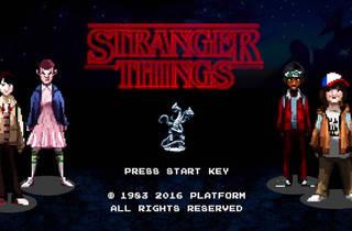 El juego de Stranger Things es lo que necesitas mientras esperas a la 2ª temporada