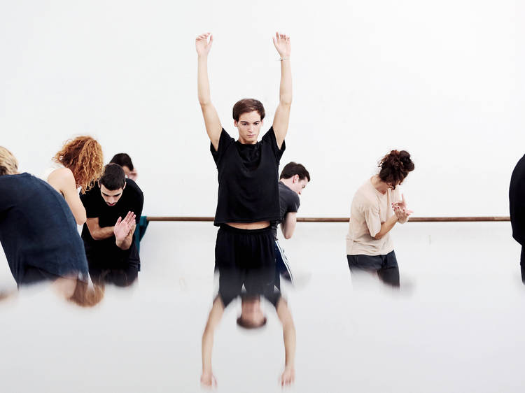 Assista a um espectáculo no Teatro Camões