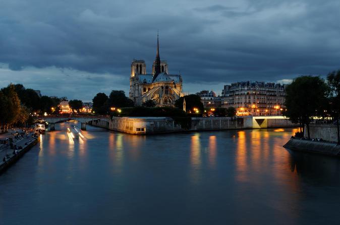 Paris walking tours