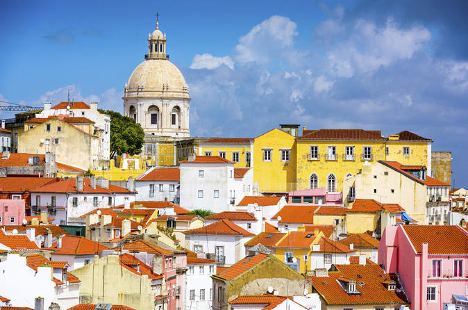 Lisbon food tours: City Tour by Minivan Including Food and Wine Tastings