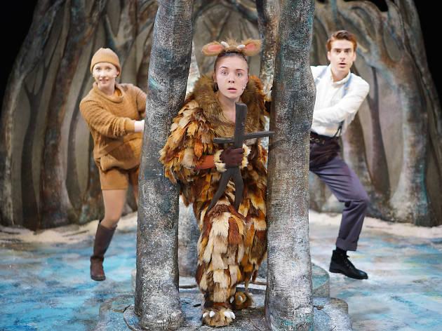 'The Gruffalo's Child' at Lyric Theatre