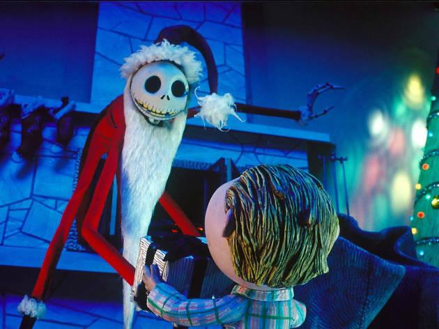 El extraño mundo de Jack en Halloween