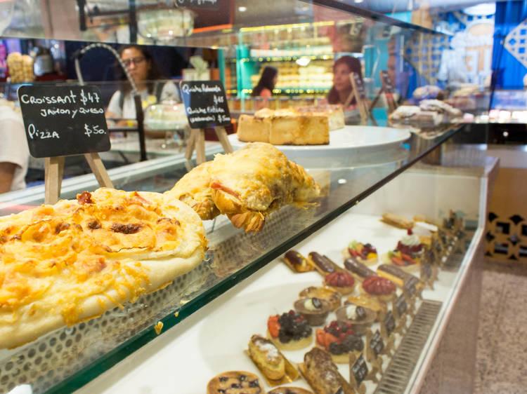 Mercado Roma Coyoacán