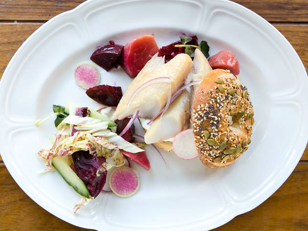 One of Chicago's best restaurants is popping up in NYC for one night only this week