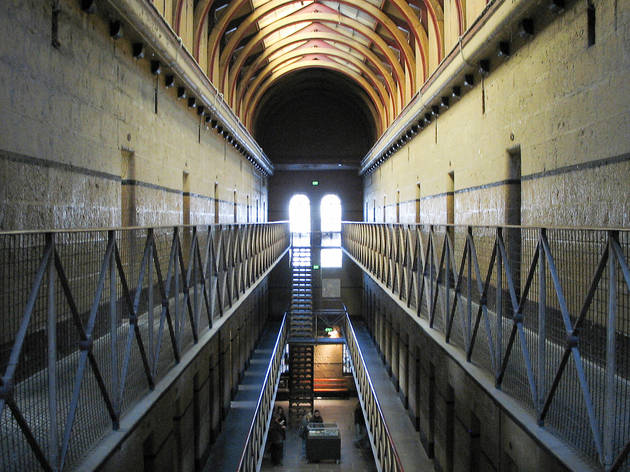 Old Melbourne Gaol | Museums in Melbourne, Melbourne