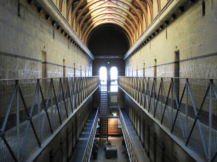 Old Melbourne Gaol Ghost Tour