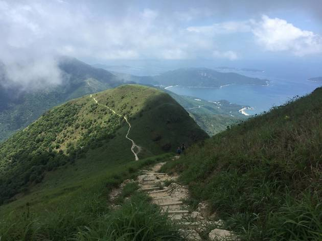 mui wo hiking