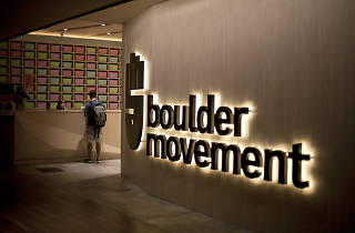 Boulder Movement