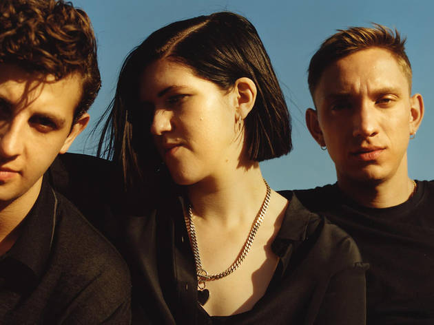 Interview: The xx