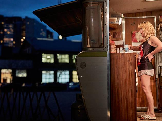 Caravan 2 (Photograph: Tim Grey)
