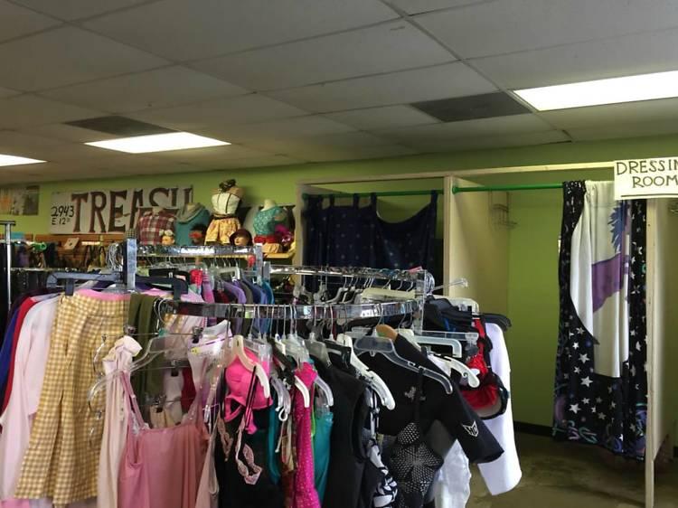 Treasure City Thrift