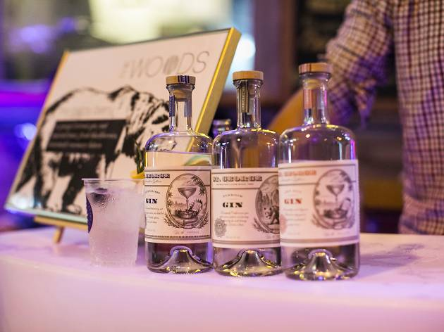 WIN tokens for East Imperial Gin Jubilee's Gin Lane