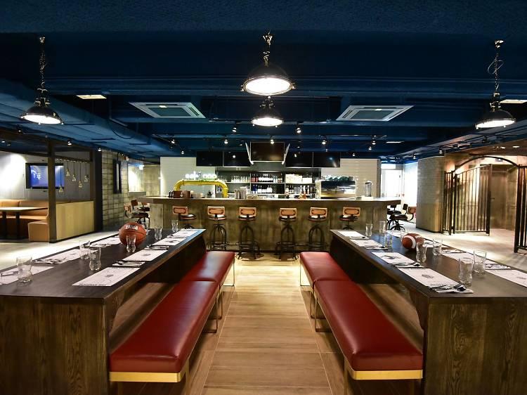 The Stadium Bar and Restaurant
