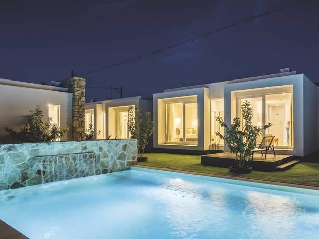 Cerca Design House: uma vista para as serras