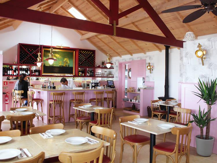 Restaurante Esconderijo